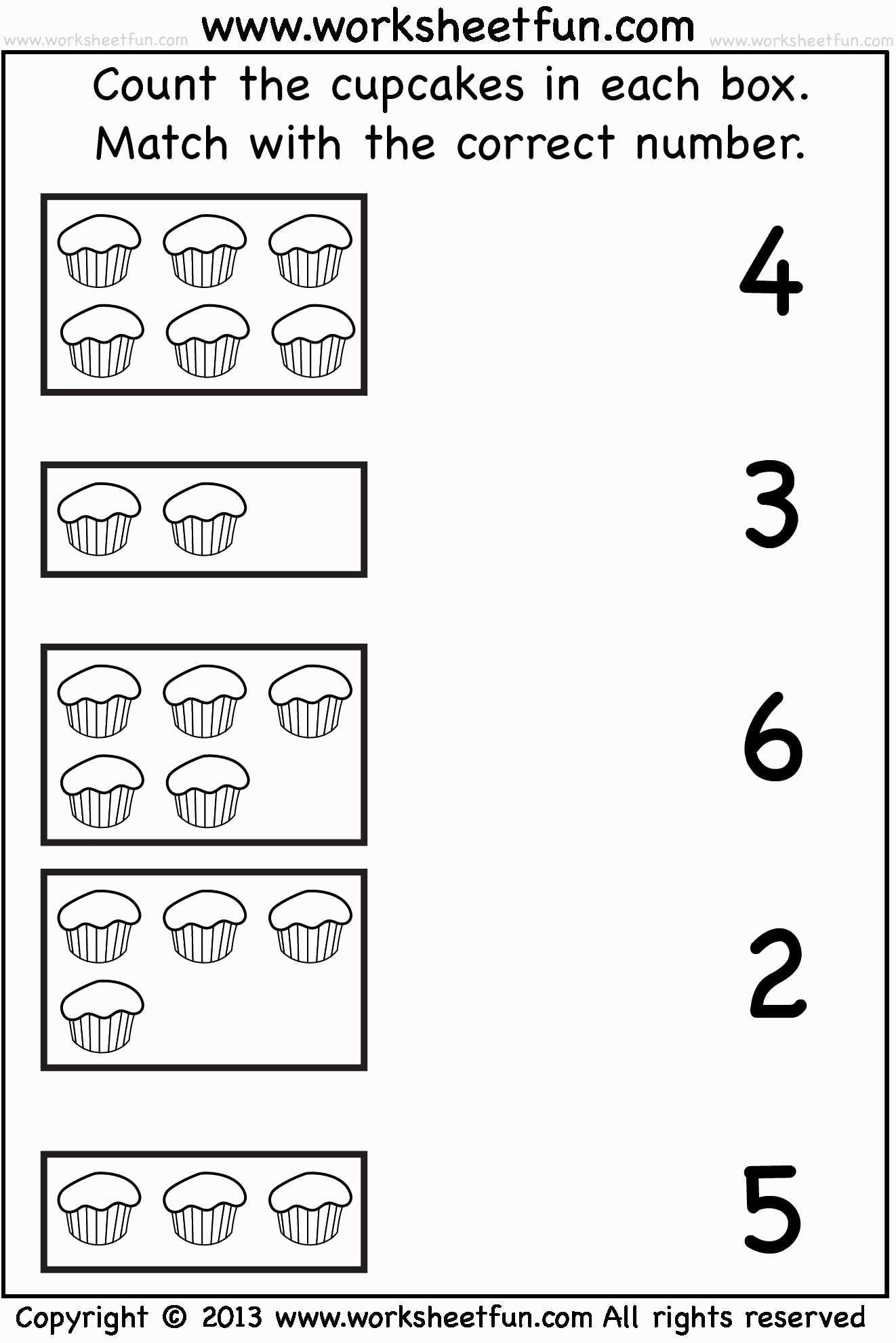 Letter Matching Worksheets For Preschool In