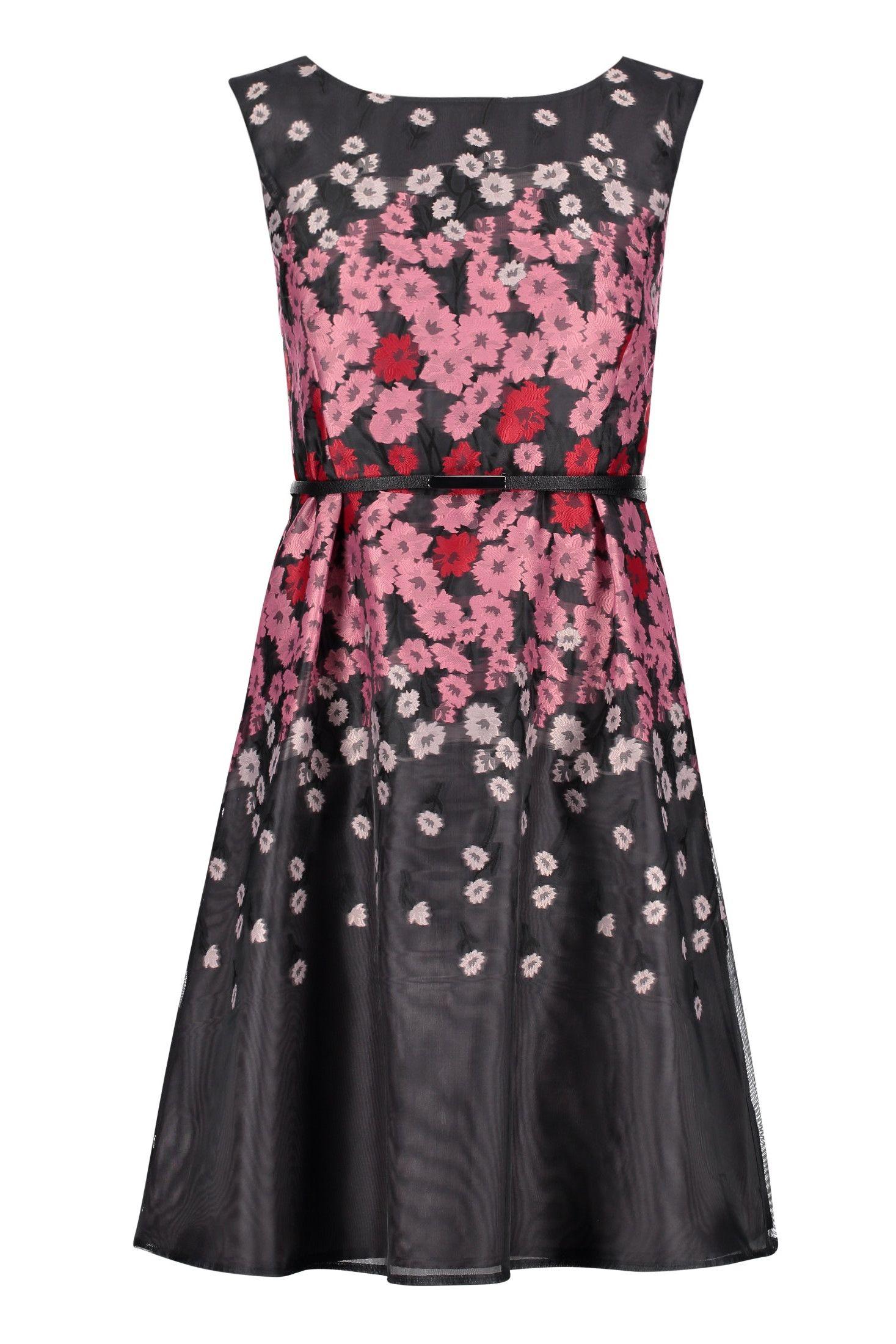 2fb689336ec8f4 Spitzenkleid mit Ärmel | Kurze Cocktailkleider | Dresses, Fashion und Skirts