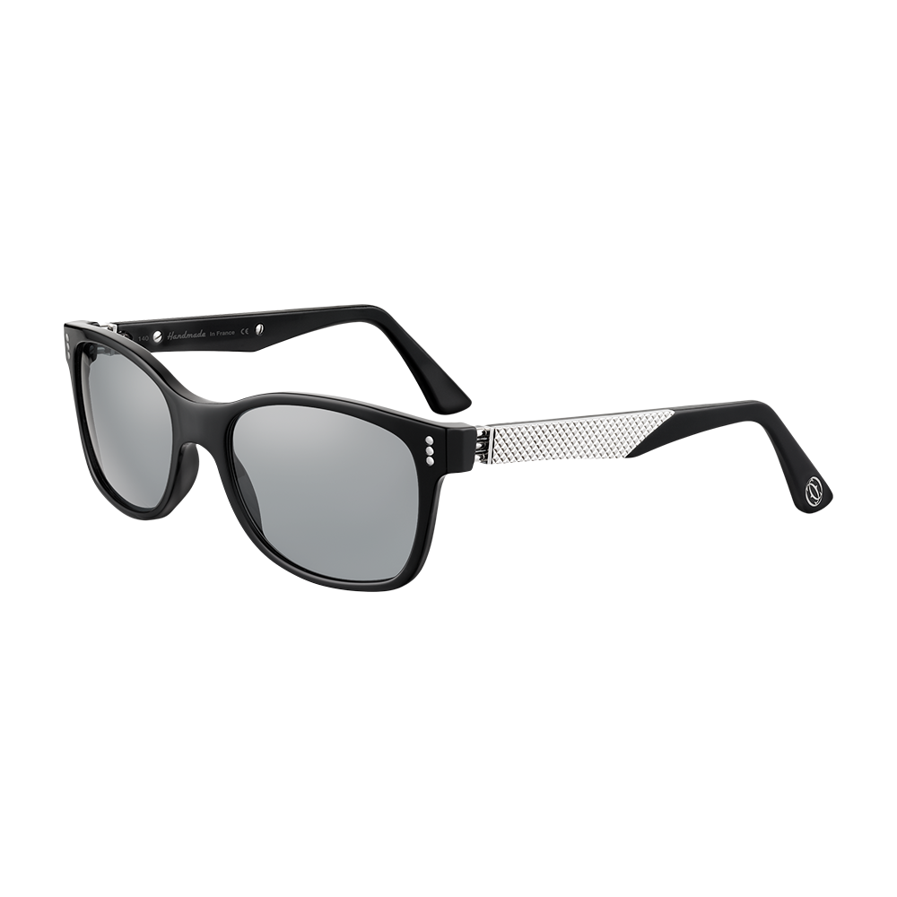 831c18bbe39 Collection Première Cartier composite sunglasses