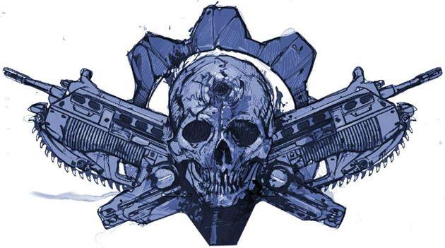 Tattoo Gears Of War Gears Of War 3 War Tattoo