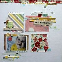 A Project by MelBlackburn from our Scrapbooking Gallery originally submitted 05/27/13 at 08:22 AM
