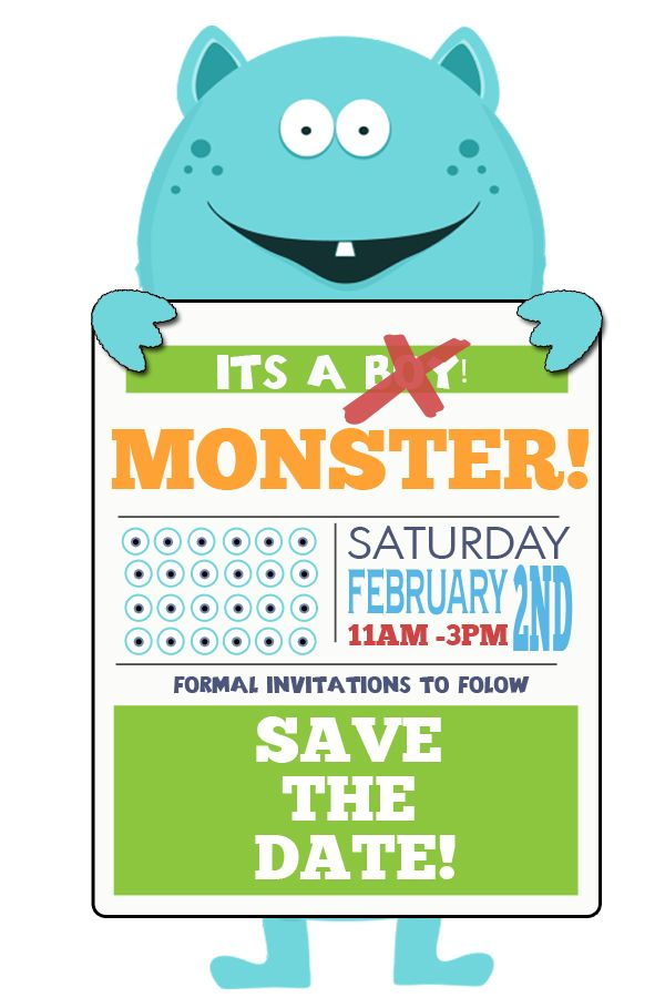 and stuff like that there: Monster baby shower | party | Pinterest ...