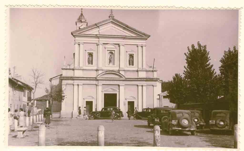 La Chiesa di San Giovanni Battista    Cisliano