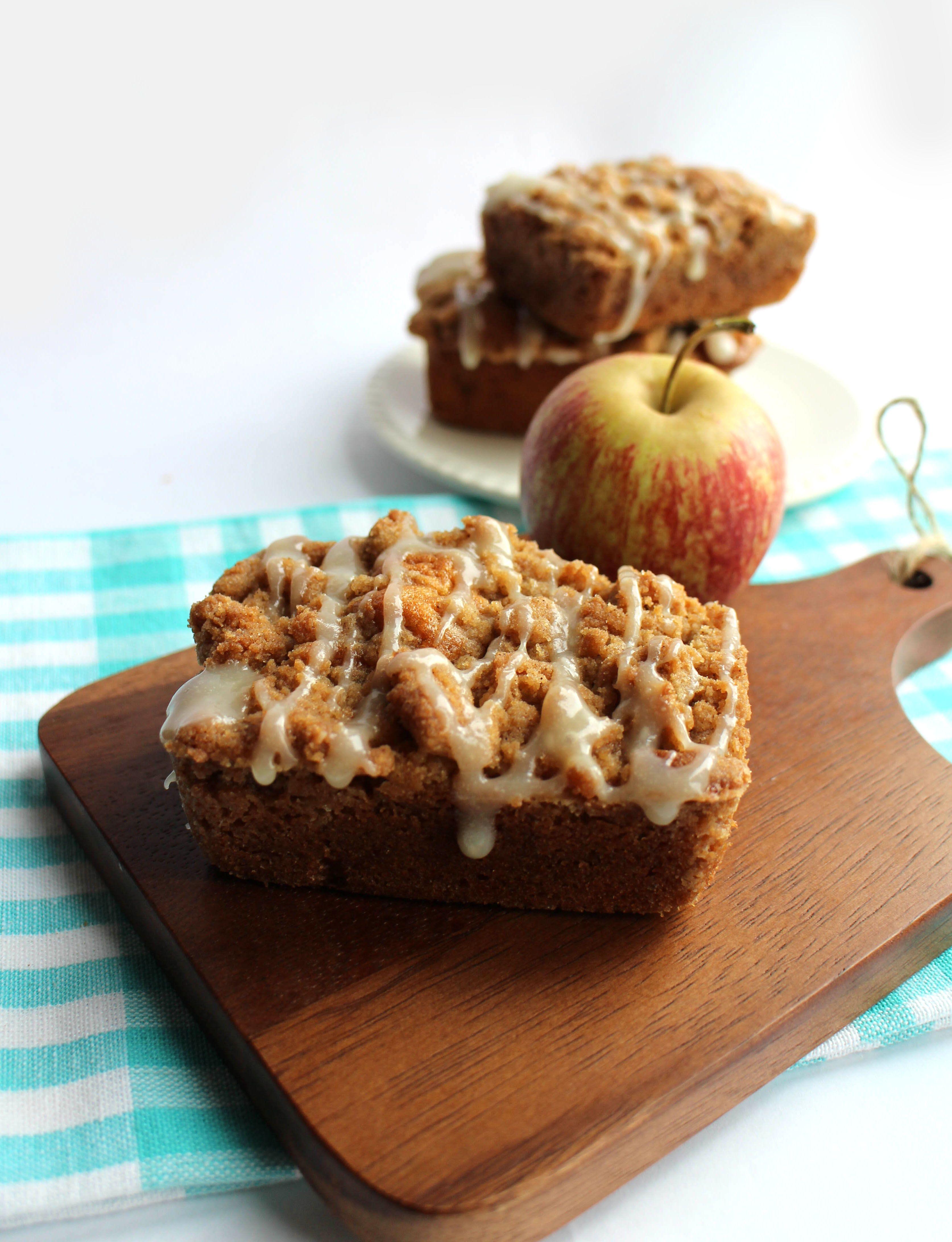 Apple Crumb Cakes Recipe Apple Crumb Cakes Apple Crumb And