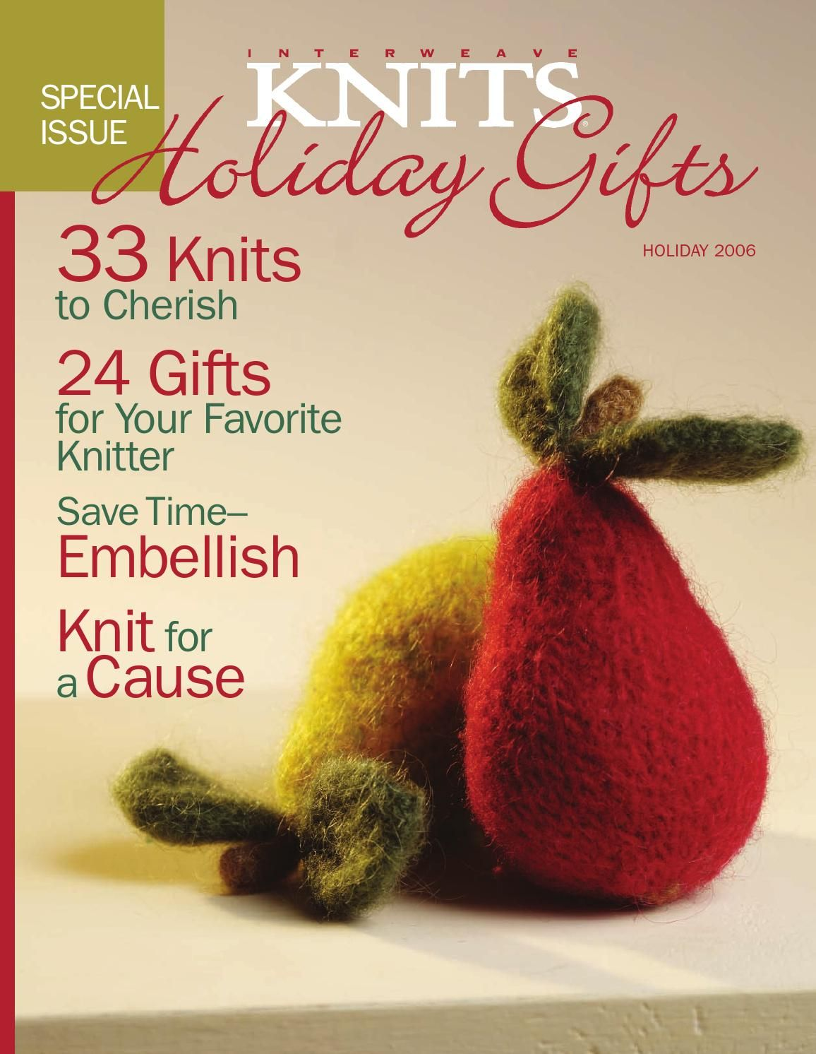 Kn gifts 2006  knitting accassories