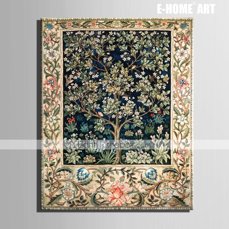 Kasvitiede Canvas Tulosta One Panel Valmis Hang , Pysty 4417009 2016 – hintaan €34.29