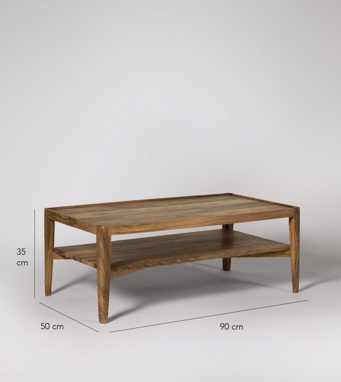 Eide Oak Coffee Table Furniture Oak Stain