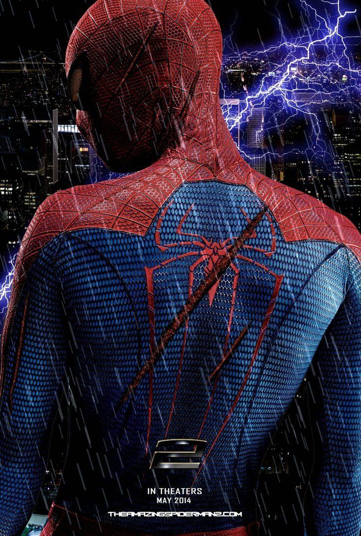 The Amazing Spiderman 2 2014 Official Poster And Pictures Fondo De Pantalla De Avengers Superhéroes Marvel Hombre Araña