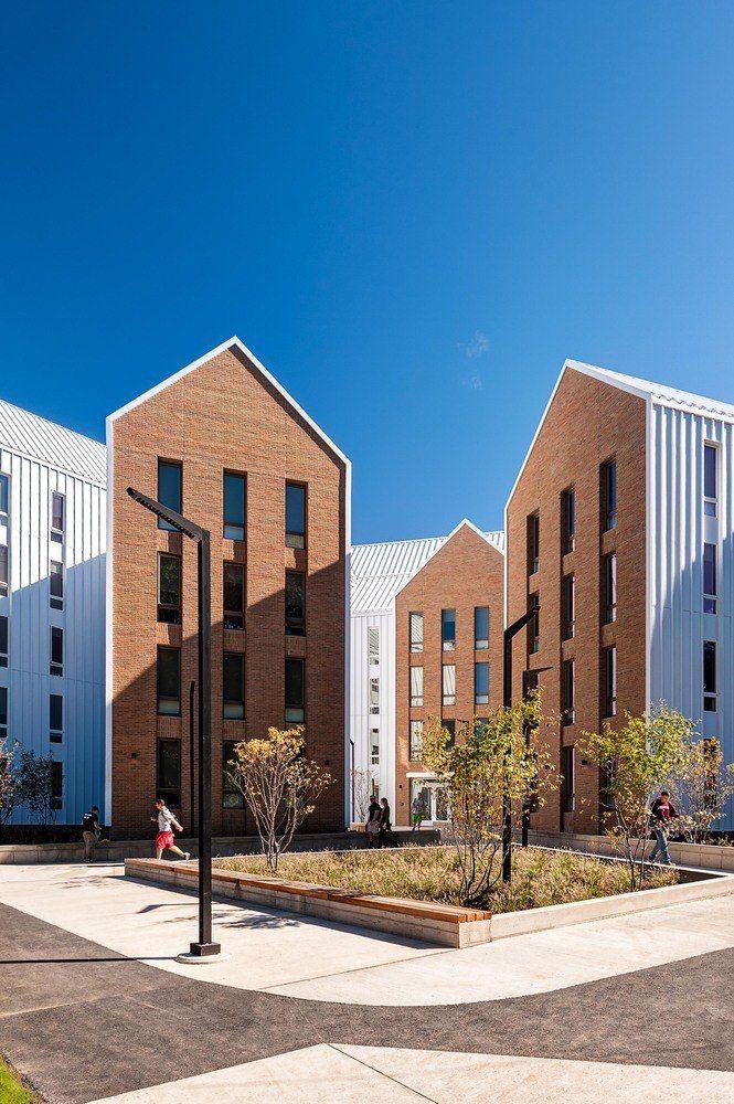 Новости Facade architecture, Modern architecture design