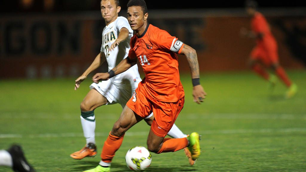 Men S Soccer News Oregon State University Official Athletic Site With Images Mens Soccer College Soccer Oregon State University