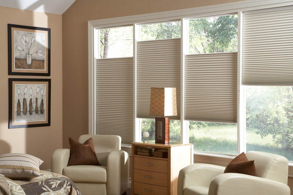 Honeycomb blinds bunbury south west wa goldenwest for Best shades for windows