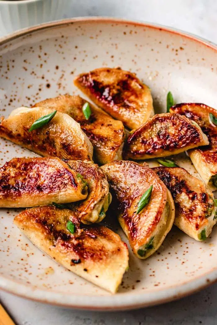 Chinese Potstickers (Paleo, Keto, Whole30) Recipe in