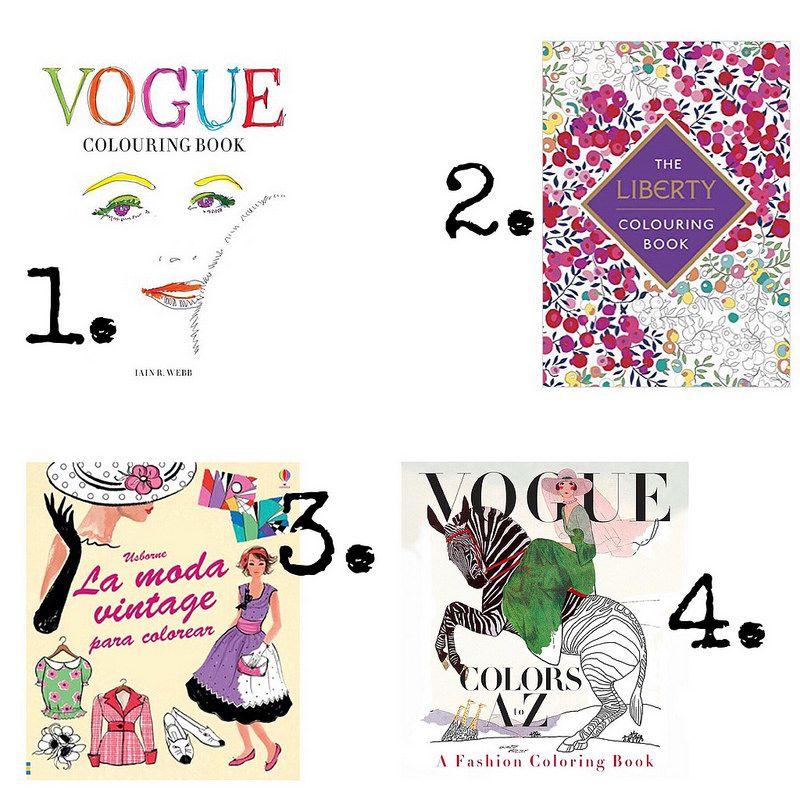 Esta navidad regala libros: Libros para colorear | El blog de Anita ...