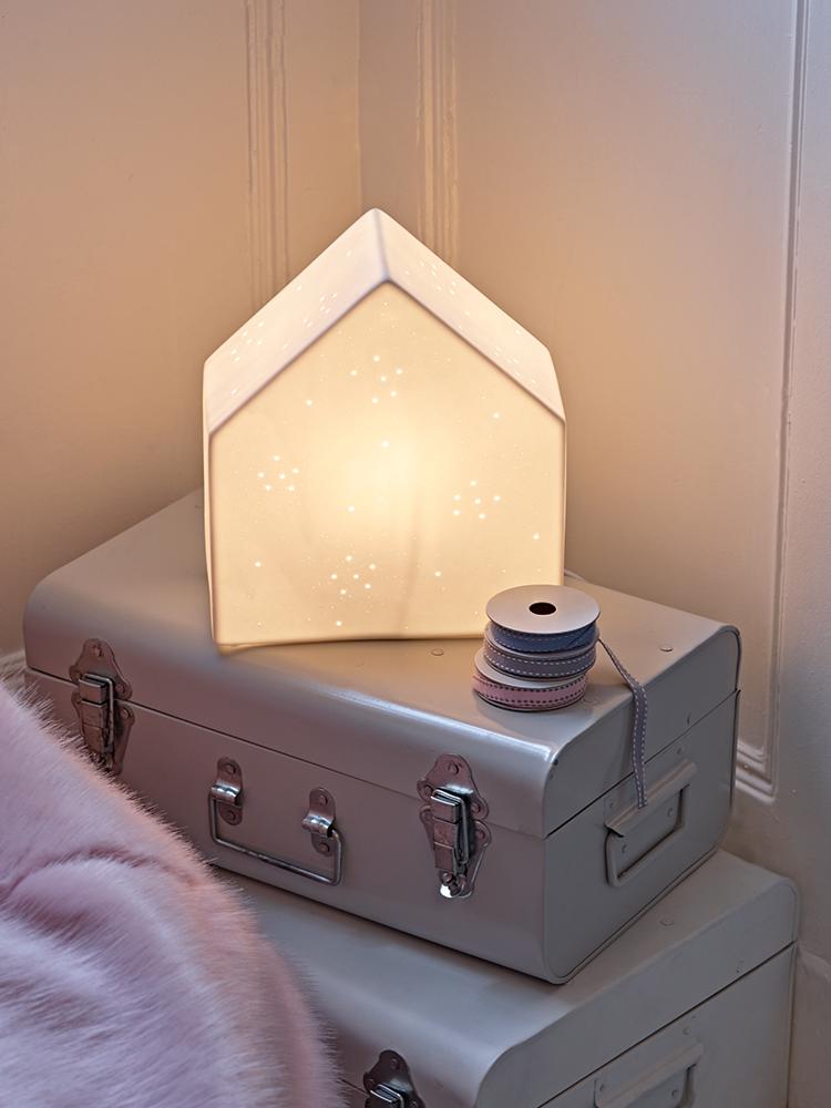 Lovely House Night Light Novelty Lamps, Kidsroom, The Room, Kids Lighting, Night  Light