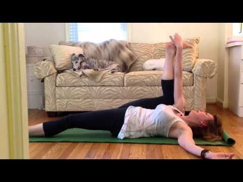 yoga for hip bursitis  15 minute hip sequence for