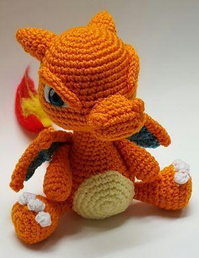 Crochê Amigurumi - Pokémon Receita Crochê Top #17 - YouTube | 376x290