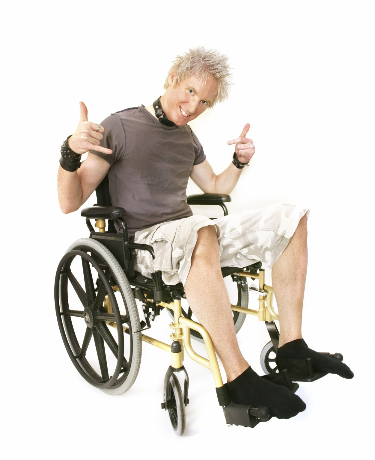 Person In Wheelchair Images Galleries