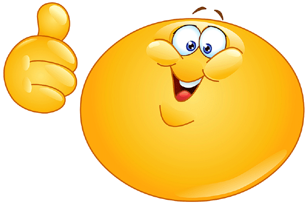 Big Thumbs Up Thumbs Up Smiley Emoticon Smiley