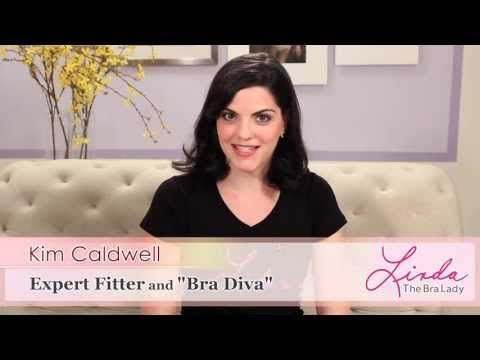 9be1a3cac4ecf How to Measure Yourself for a Bra Braducational Video - Linda the Bra Lady