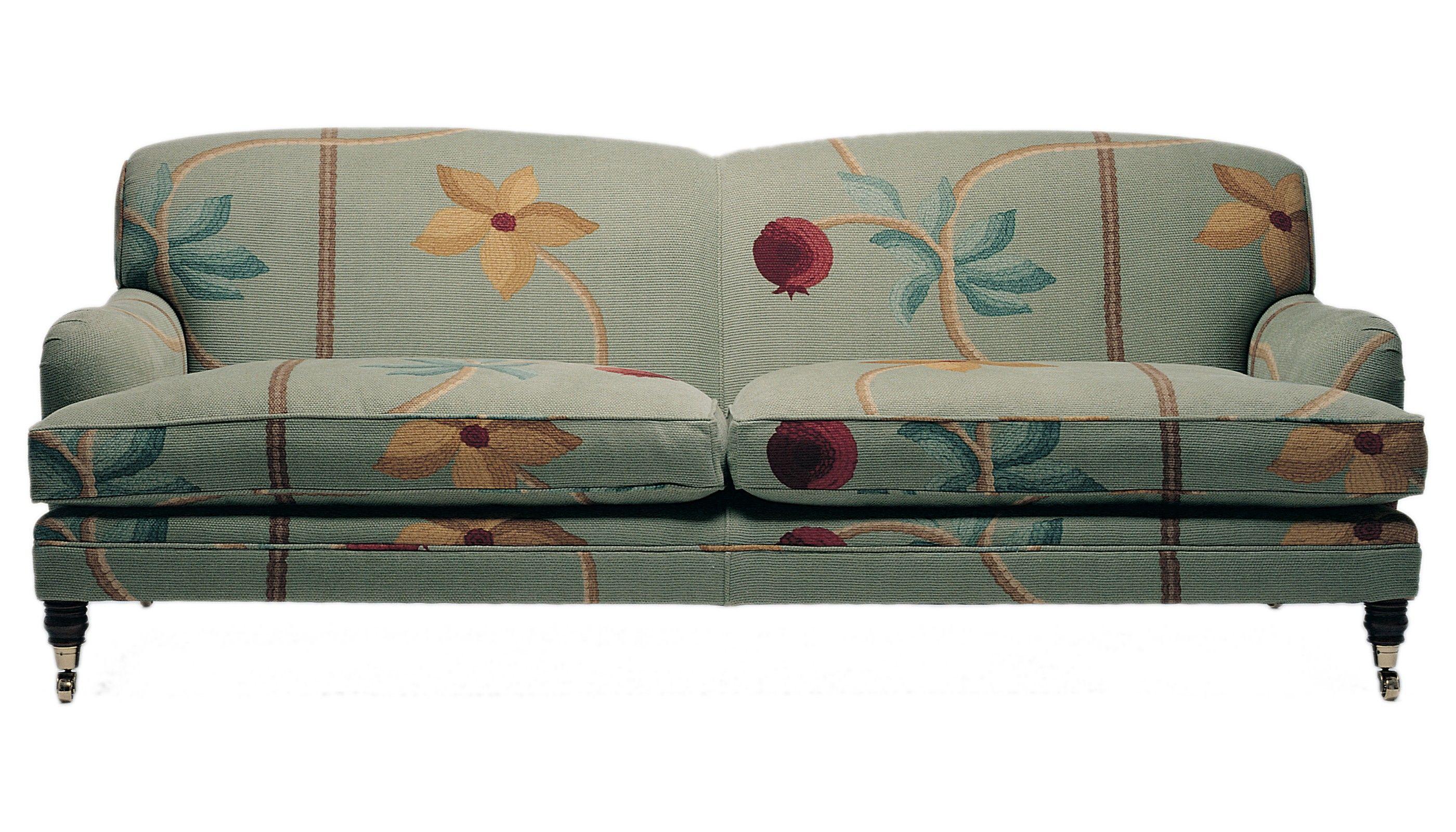 COLLINGWOOD sofa Fabric Pomegranate Tree by Nina Campbell