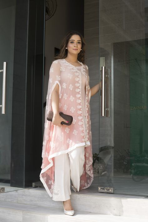 d33e877af3 Playing Dress Up with Zainab Chottani for Lakhany Silk Mills ...