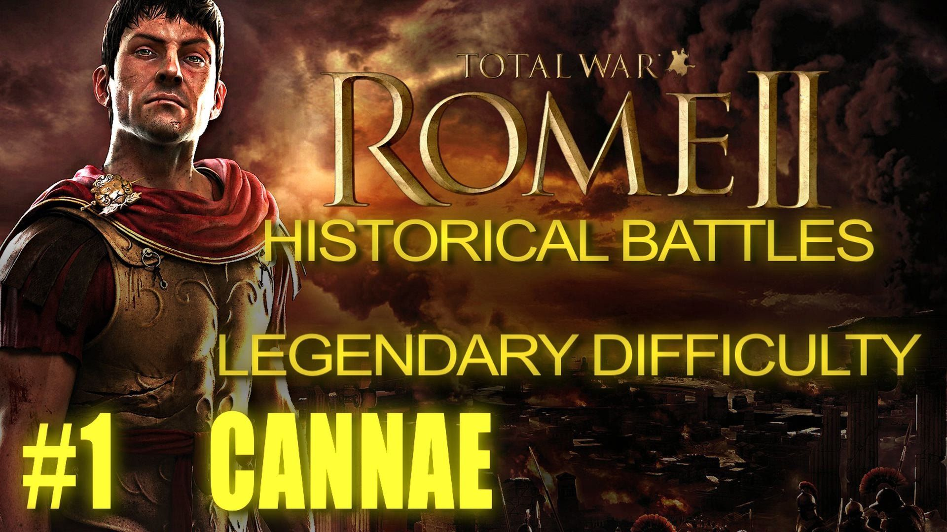 legend of total war has decided to re do all rome ii historical
