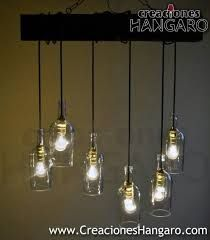 Image result for llamadores de angeles de vidrio con botellas