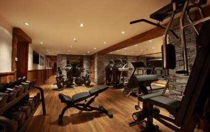 Fitness Room Design Gym Galleries 30+ Ideas #fitness #design