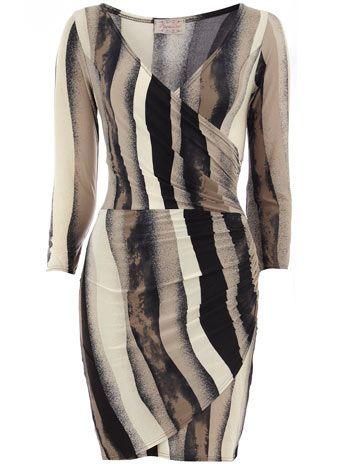 Black and sand cross dress