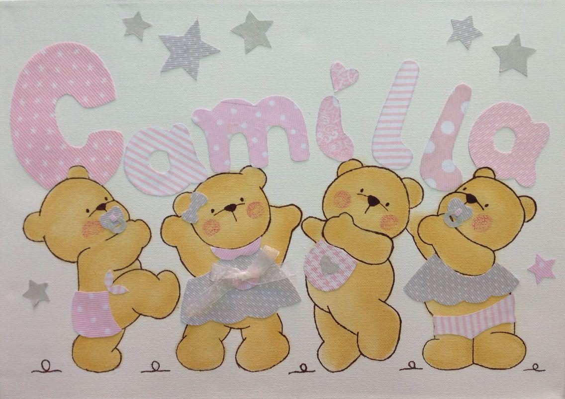 Cuadro para Camilla en tonos rosas. | cojines | Pinterest | Camas ...