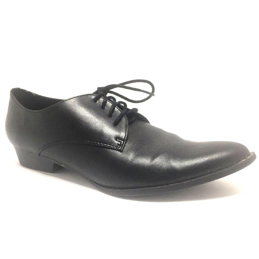 Dolce Vita For Target Black Oxford Tie