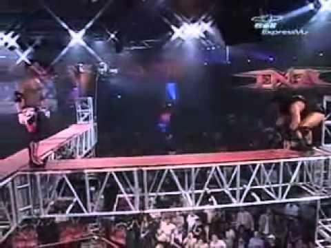 ▶ Rhino vs AJ Styles (Elevation X) (Destination X 2007) - YouTube