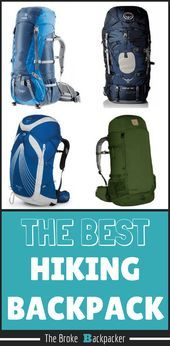Photo of Looking for some kick ass backpacks for hiking? Presenting your backpack bible! …