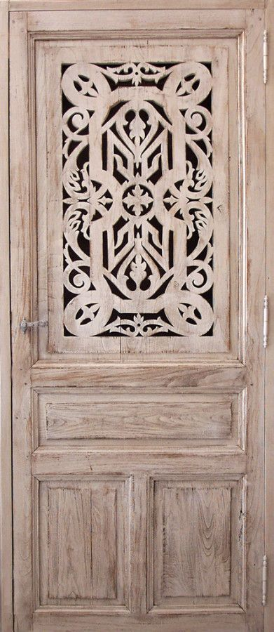 Fretted decorative door Paint patina finish.  sc 1 st  Pinterest & Fretted decorative door Paint patina finish. | Doors u0026 Gates ... pezcame.com