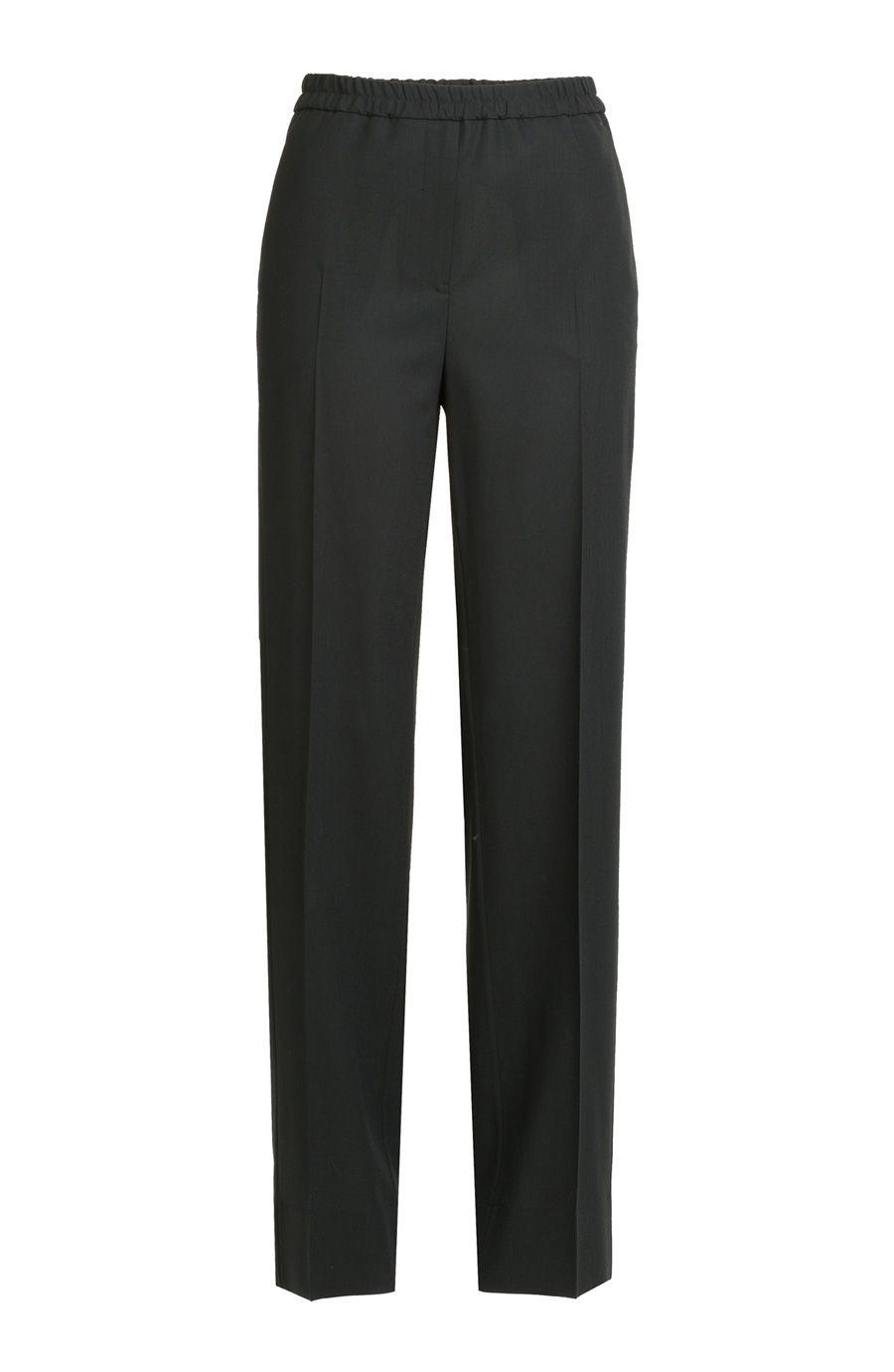 JIL SANDER Wool Wide Leg Pants. #jilsander #cloth #pants