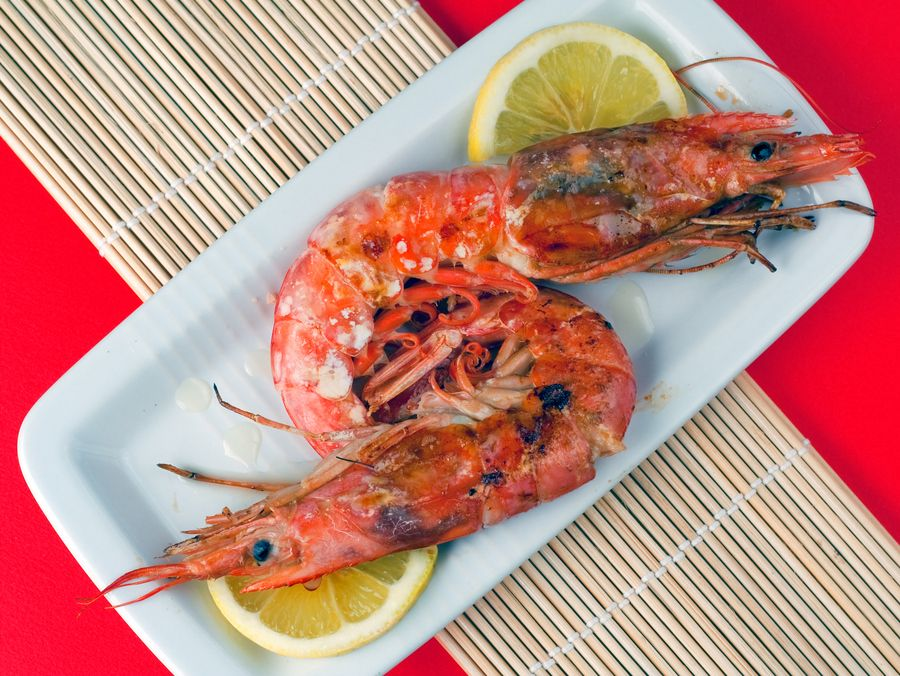 how to prepare shrimp for grilling