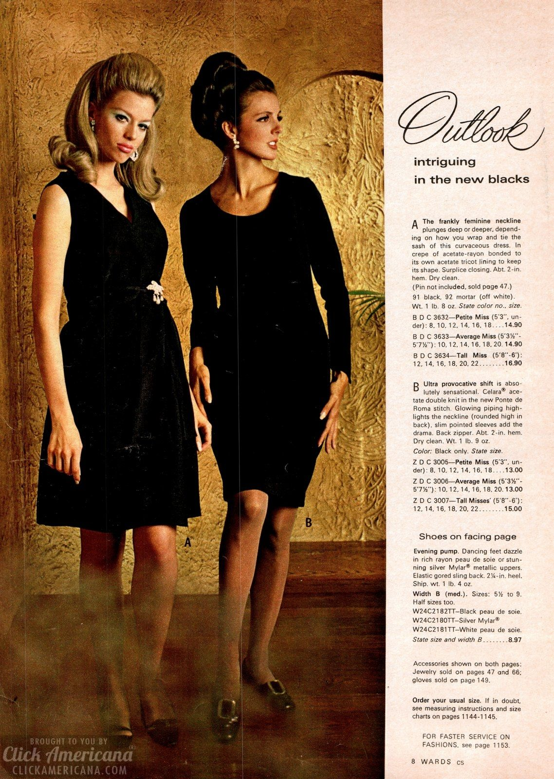 Simple And Stunning 60s Skirts Dresses From The 1968 Wards Catalog Dresses Stunning Dresses Dress Skirt [ 1600 x 1138 Pixel ]