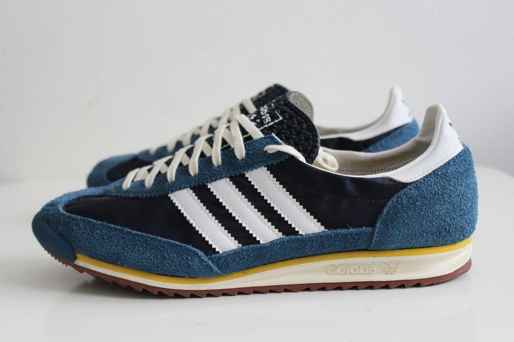 Experto Contiene Policía  adidas SL72 UK 10 #adidas #vintage | Adidas, Adidas sneakers, Sneakers