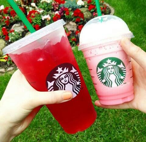 Just Starbucks