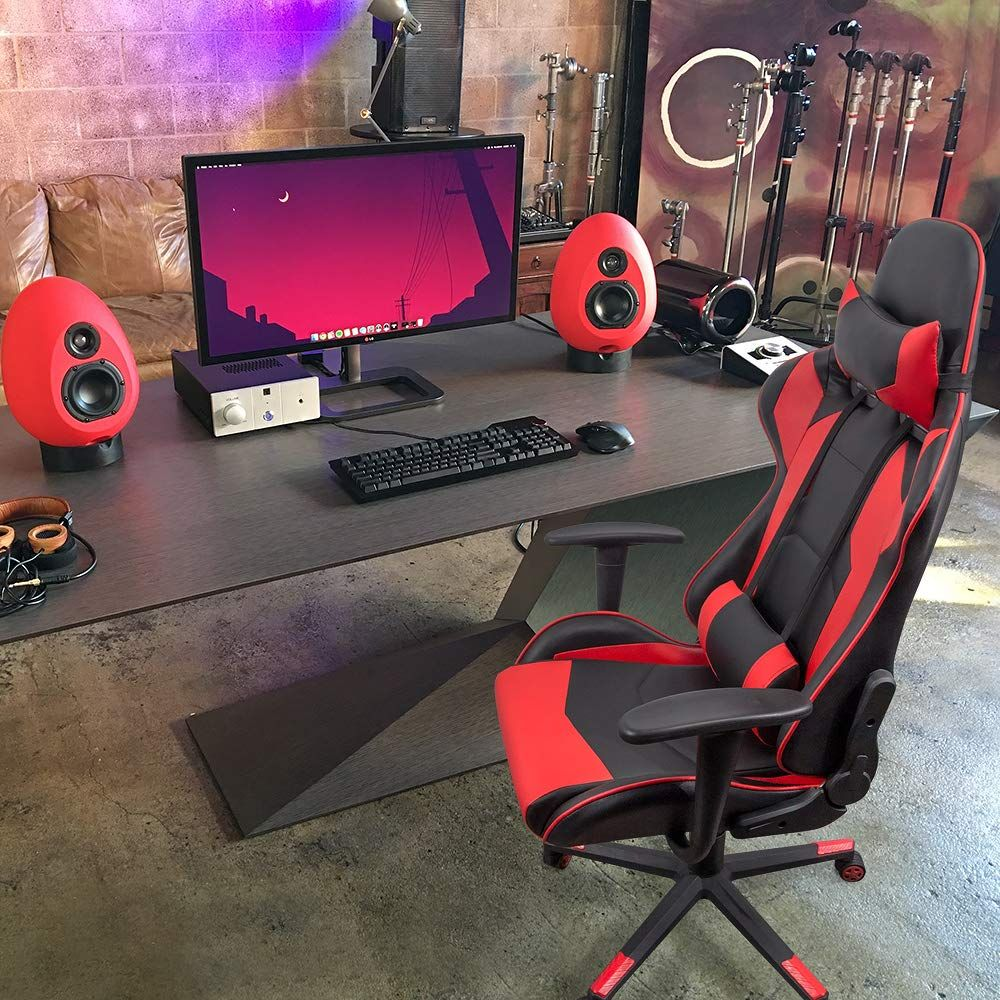 Homall Gaming Office Chair Computer Desk Chair