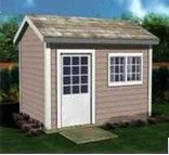 Free Basic Storage Shed Plans | Plans On Building A Garden Shed » Home Plans