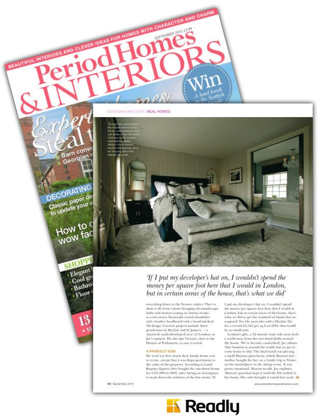 Suggestion About Period Homes U0026 Interiors Expertsu0027 Homes ...