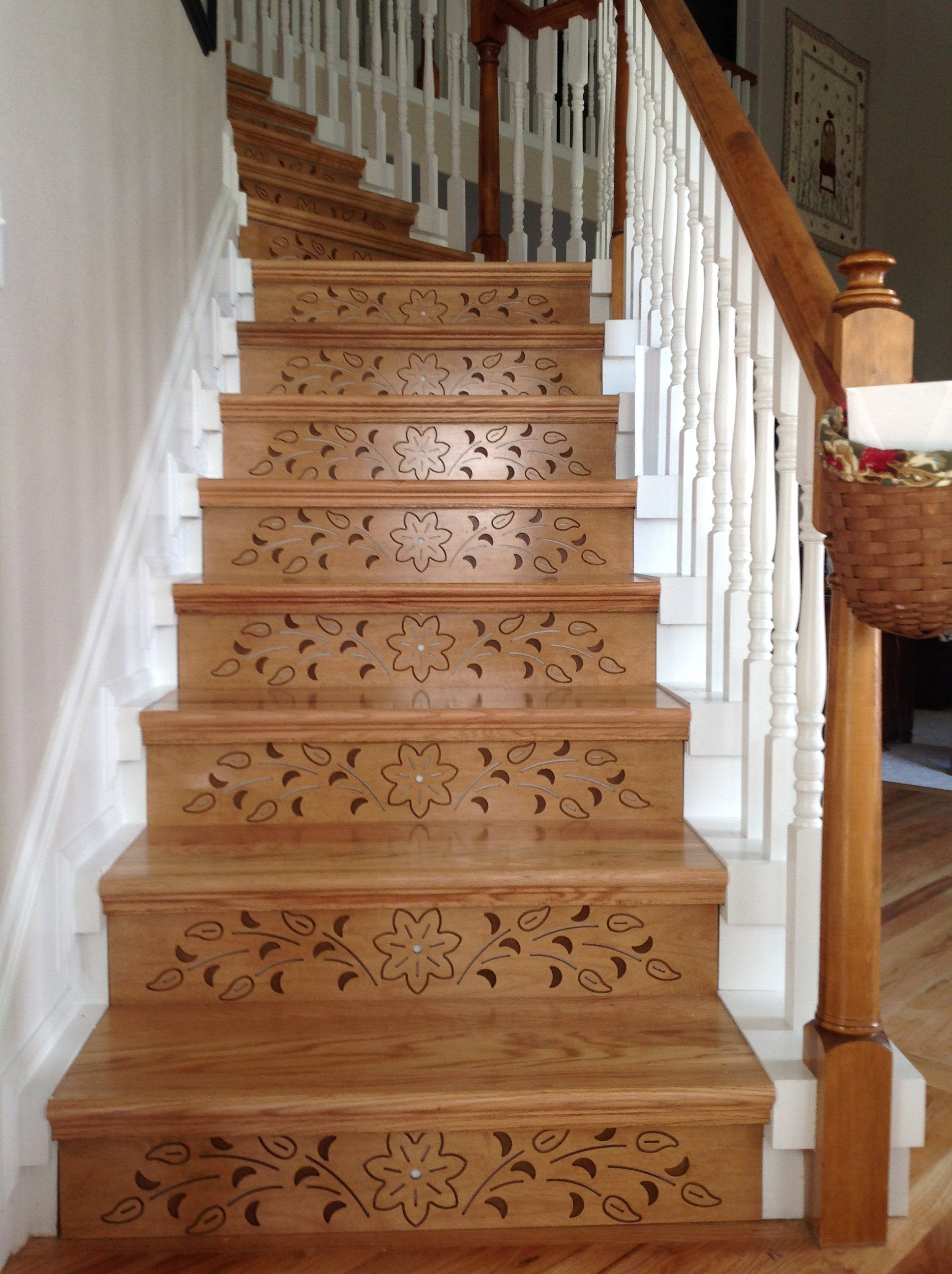 Best Gallery Diy Staircase Flooring For Stairs Tiled Staircase 400 x 300