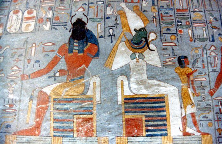 Ancient Egyptian Art | Ancient Egypt