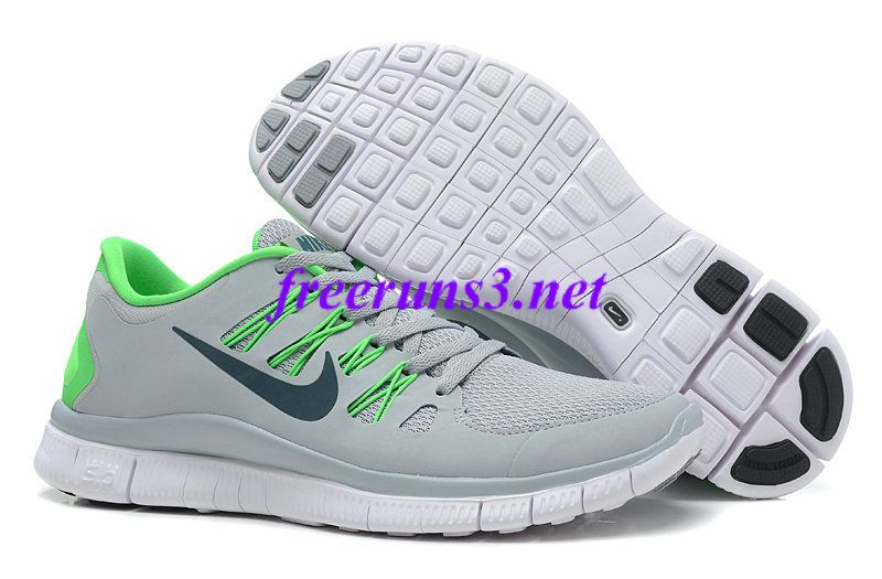 sale retailer e3a21 55d88 2lgp8A Mens Nike Free 5.0 Wolf Grey Midnight Turquoise Pine Green Running  Shoes