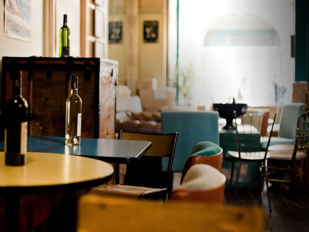 A Cantina Comptoir Corse Restaurant Bordeaux Viajes  # Muebles Paco Duque