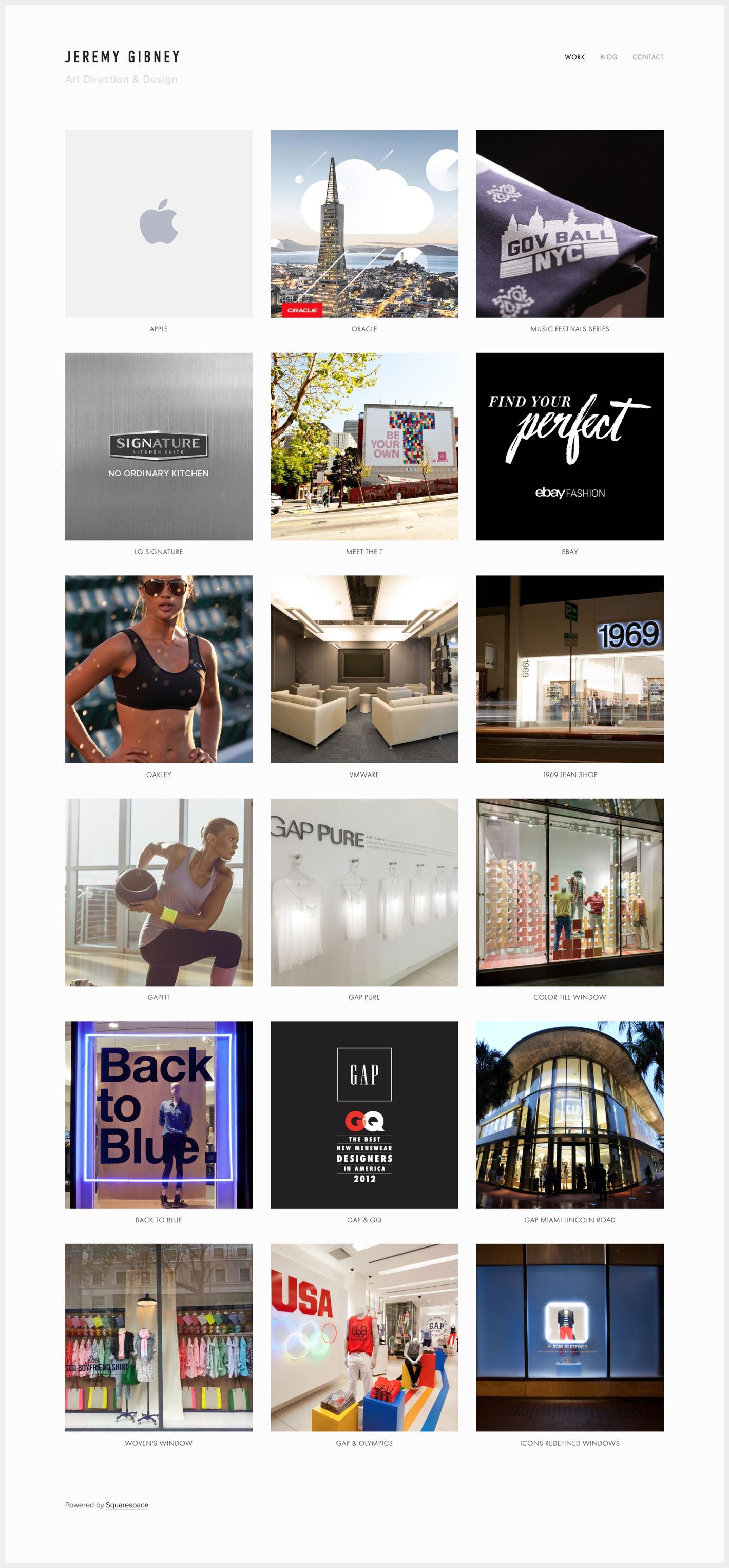 8 Brilliant Portfolio Websites From Creative Directors
