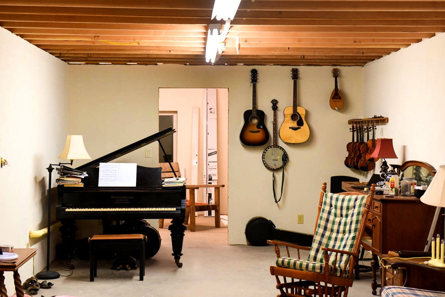 Bedroom Splendid Cool Music Room Ideas For Your Hobbies Themed Home Music Rooms Music Room Decor Home Studio Music