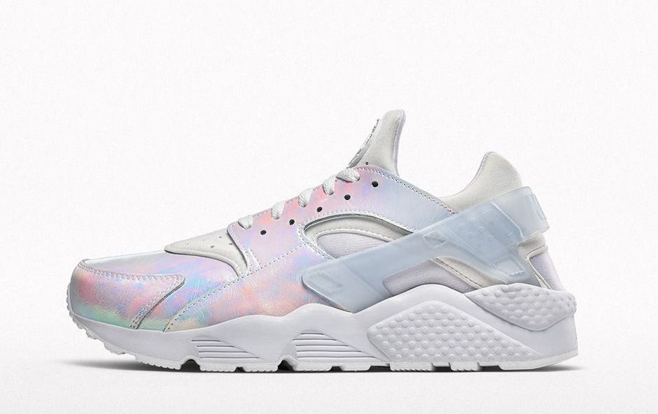 Nikeid Iridescent Collection Summer 2016 Sneakernews Com Nike Huarache Nike Air Huarache Huaraches