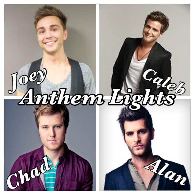 Anthem Lights Band Members Names Anthem Lights Lights Band